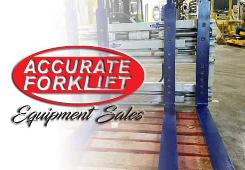Accurate Forklift Equipment Sales