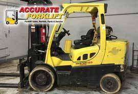 RE-1012 - Hyster 15500 lb capacity forklift rental