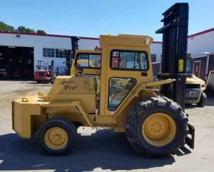 8000 lb capacity forklift sales - Accurate Forklift Sales