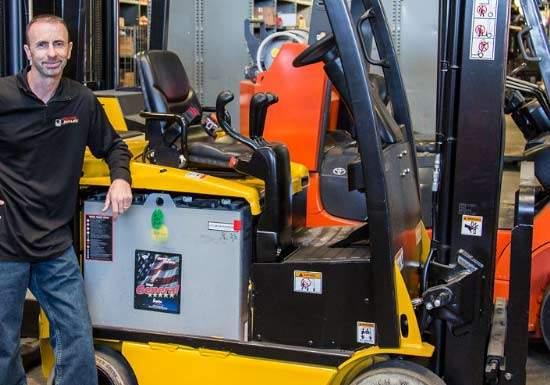Forklift Maintenance